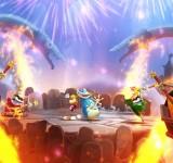 Rayman Legends на ноутбук