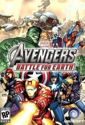 Скачать игру Мстители Битва за Землю через торрент на pc