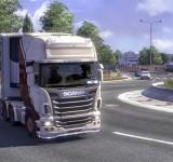 Euro Truck Simulator 2 на ноутбук