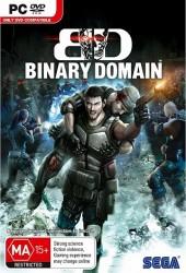 Скачать игру Binary Domain через торрент на pc