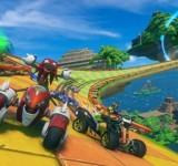 Sonic and All Stars Racing Transformed на виндовс