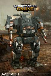 Скачать игру MechWarrior Online через торрент на pc