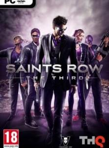Скачать игру Saints Row The Third через торрент на pc