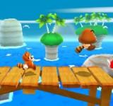 Super Mario 3D Land взломанные игры