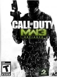 Скачать игру Call of Duty Modern Warfare 3 Defiance через торрент на pc