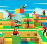 Super Mario 3D Land полные игры