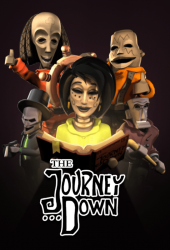 Скачать игру The Journey Down через торрент на pc