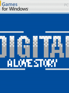 Скачать игру Digital A Love Story через торрент на pc