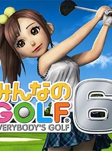 Скачать игру Everybodys Golf 6 через торрент на pc