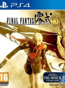 Скачать игру Final Fantasy Type 0 через торрент на pc
