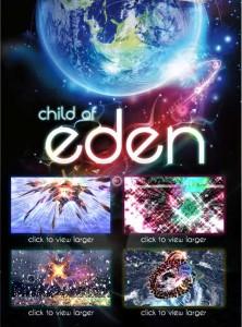 Скачать игру Child of Eden через торрент на pc