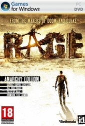 Скачать игру Rage через торрент на pc