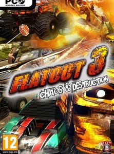 Скачать игру FlatOut 3 Chaos and Destruction через торрент на pc