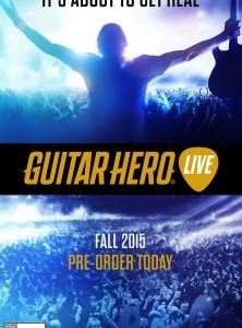 Скачать игру Guitar Hero Live через торрент на pc