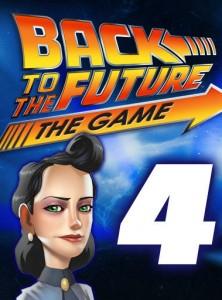 Скачать игру Back to the Future The Game Episode 4 Double Visions через торрент на pc