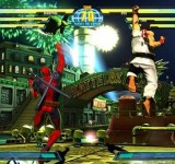 Marvel vs Capcom 3 Fate of Two Worlds на ноутбук