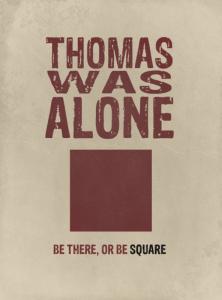 Скачать игру Томас был один через торрент на pc