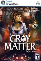 Скачать игру Gray Matter через торрент на pc