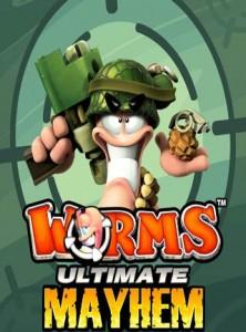 Скачать игру Worms Ultimate Mayhem через торрент на pc