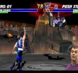 Mortal Kombat Arcade Kollection на виндовс