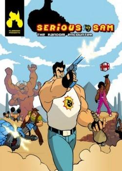 Скачать игру Serious Sam The Random Encounter через торрент на pc