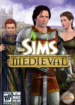 Скачать игру Симс Средневековье через торрент на pc