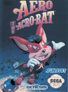 Скачать игру Aero the Acro Bat через торрент на pc