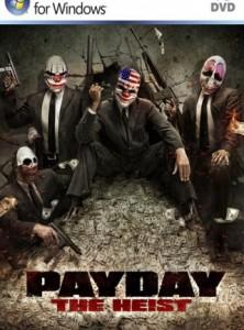 Скачать игру Payday The Heist через торрент на pc