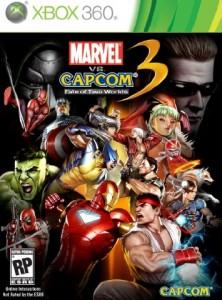 Скачать игру Marvel vs Capcom 3 Fate of Two Worlds через торрент на pc