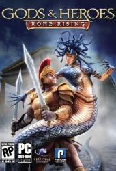 Скачать игру Gods and Heroes Rome Rising через торрент на pc