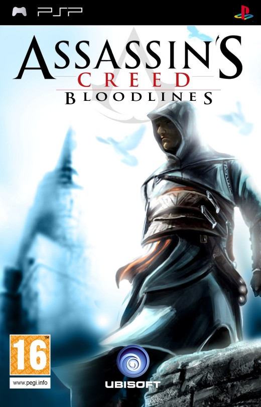 Assassin's creed: bloodlines on android (with ppsspp emulator.