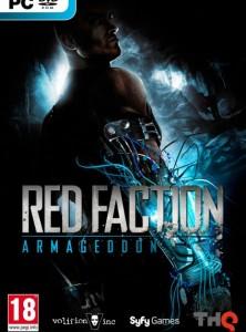 Скачать игру Red Faction Armageddon через торрент на pc