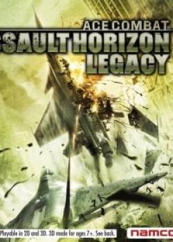 Скачать игру Ace Combat Assault Horizon Legacy через торрент на pc