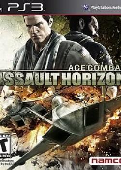 Скачать игру Ace Combat Assault Horizon через торрент на pc