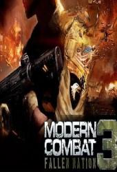 Скачать игру Modern Combat 3 Fallen Nation через торрент на pc