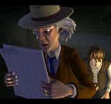 Back to the Future The Game Episode 2 Get Tannen на ноутбук