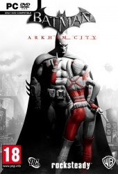 Скачать игру Бэтмен Аркхем Сити через торрент на pc