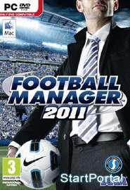 Скачать игру Football Manager 2011 через торрент на pc
