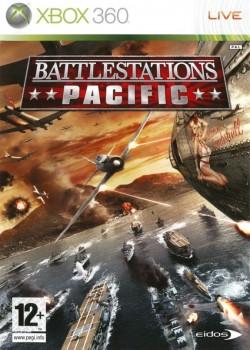 Скачать игру Battlestations: Pacific через торрент на pc
