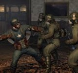 Captain America Super Soldier на виндовс