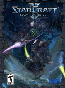Скачать игру StarCraft 2 Legacy of the Void через торрент на pc