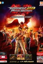 Скачать игру Tekken 3D Prime Edition через торрент на pc