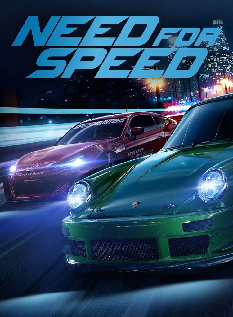 Need for Speed Soundtrack (2014)