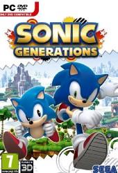 Скачать игру Sonic Generations через торрент на pc