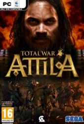 Скачать игру Total War Attila через торрент на pc