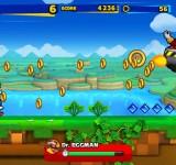 Sonic Runners взломанные игры