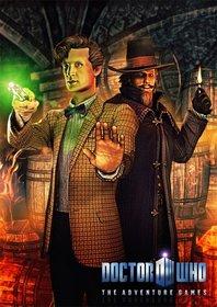 Скачать игру Doctor Who The Adventure Games через торрент на pc