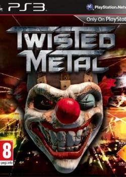 Скачать игру Twisted Metal через торрент на pc