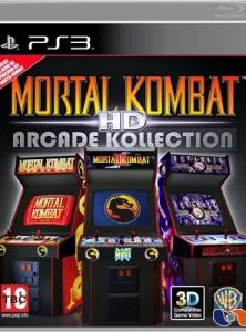 Скачать игру Mortal Kombat Arcade Kollection через торрент на pc
