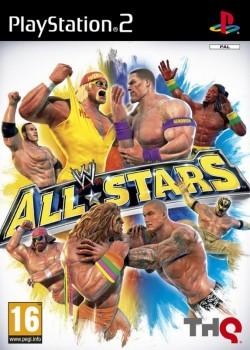 Скачать игру WWE All Stars через торрент на pc